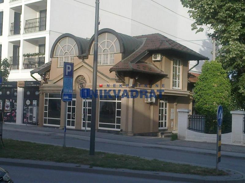 Poslovna zgrada Prodaja MORAVIČKI OKRUG Čačak centar